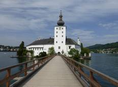 Salzburg & the Lakes Short Break Cycling Tour