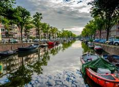 European Quest (End Amsterdam, 25 Days) Tour