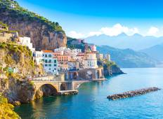 Rome & Amalfi Coast Escapade Tour