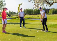 Golf Weekend in Vilnius Tour