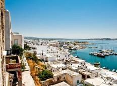 Naxos 4 nights bundle offer / 3* Roulette Hotels Tour