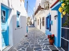 Naxos 4 nights bundle offer / 4* Roulette Hotels Tour