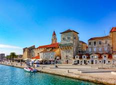 GYR- Explore Dalmatia route 7 nights amazing-cruise Tour