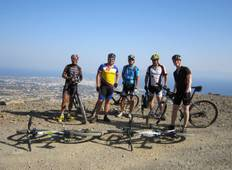 Kos 7 Nights MTB Action Package 2 - Corali 4* Hotel / Halfboard Tour
