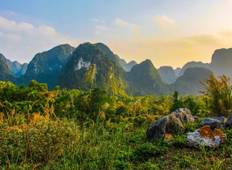 Discovery Hanoi, Halong, Catba, Lan Ha Bay and Ninh Binh 6 days 5 nights  Tour