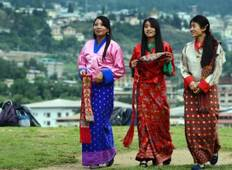 Wonderful Bhutan Adventure 10 Days Tour
