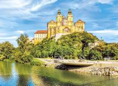 Gems of the Danube with Prague 2021 (Start Budapest, End Prague) Tour