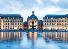 Bordeaux Affair with Madrid (8 destinations) Tour