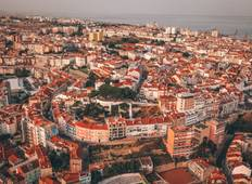 Lisbon with Secrets of the Douro 2021 Tour