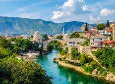 The Balkans Revisited with Paul Davies OBE Tour