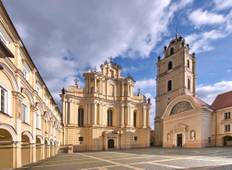 Tour of the Baltic States for private groups Tour