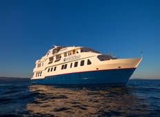 Natural Paradise Luxury Yacht  8 days A Tour