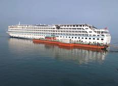 Yangtze River Deluxe Cruise 4D/3N from Chongqing to Yichang: Yangtze Gold Cruise Tour