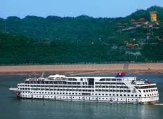 Yangtze River Deluxe Cruise 5D/4N from Yichang to Chongqing: Yangtze Gold Cruise Tour