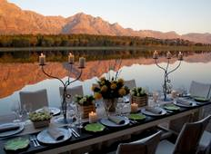 South Africa Food Tours: Wines, Wildlife and World-Class Cuisine Tour
