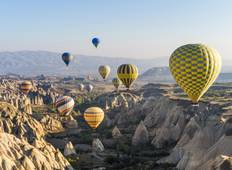 5 Days Istanbul and Cappadocia Package including Return Flights Tour