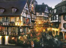 Authentic Christmas Gourmet Tour in Alsace Tour