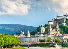 Enchanting Danube (2021) (Budapest to Passau, 2021) Tour
