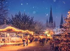 Rhine Holiday Markets (2021) (Cologne to Basel, 2021) Tour