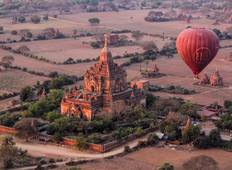10 day Highlights of Myanmar Tour