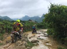Scenic Saigon Motorcycle Tour to Nha Trang via Mui Ne and Da Lat, Bao Loc Tour