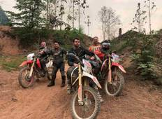 Northern Laos Offroad Motorbike Tour to Houeixai, Golden Triangle, Luang Namtha, Muang Khoua, Nong Khiaw, Pak Xeng  Tour