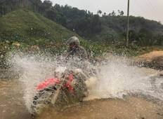 Laos Dirty Motorcycle Tour to Viengthong, Viengxay, Phonsavanh, Vang Vieng, Plain of Jars, Xaisomboune Tour