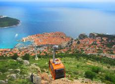 Croatia: Dubrovnik & the Islands (with optional Montenegro, Wine Tasting & Mostar Bosnia) Tour