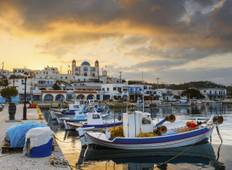 Greek Islands  Cruise (North Dodecanese)  Tour