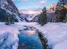 Winter in the Rockies & Northern Lights (2020) Tour
