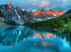Canadian Rockies Winter Adventure (5 destinations) Tour
