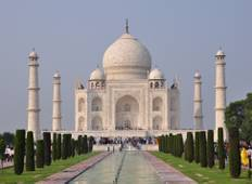 8-Day India Golden Triangle Tour with Bharatpur Small Group Tour Tour