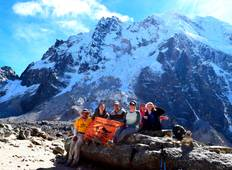 04 Day Salkantay Trek to Machu Picchu Tour