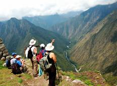 2 - Days Short Inca Trail with Camping (private) Tour