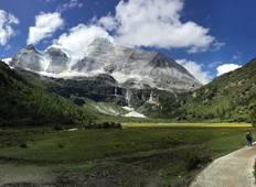 The Last Shangri-La 9-Day Overland Tour (Kham Tibet and Yading Nature Reserve), Sichuan Province, China Tour