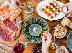 Spanish Tapas, Sherry & Culture Discovery in Seville Tour