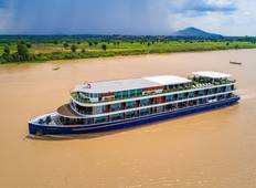 Luxury Mekong River Cruise from Vietnam to Cambodia Tour