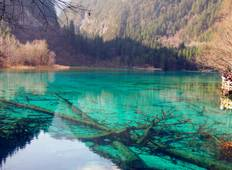 14 Day Hiking Tour to Sichuan's UNESCO World Heritages, Sichuan Province, China Tour