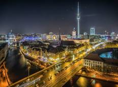 Private Tour: Prague - Berlin - Tropical Island - Dresden Tour