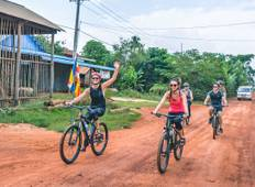 Angkor to Phnom Penh by Bicycle - Cambodia Bike Tour Tour