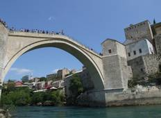 Croatia, Montenegro & Bosnia and Herzegovina tour in eight days  Tour