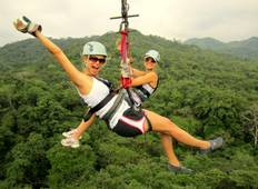 Active Costa Rican Quest  Tour