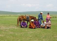 10 Days In-Depth Tour of Mongolia, Max 6 Guests Tour