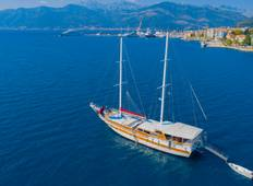 Best of Montenegro by sea - Gulet cruise Tour