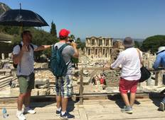 Cappadocia, Ephesus and Pamukkale in 5 Days Tour