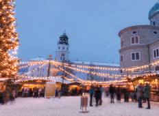 Magical Christmas Markets Vienna to Frankfurt (2021) Tour