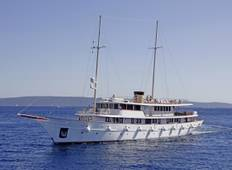 Kvarner Islands & Northern Dalmatia Deluxe Cruise Tour