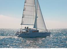 Shared sailing holiday - Cabin charter Tour