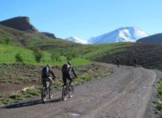 Mountain Biking Sahara Desert & Atlas Mountains 10 Days Economic Full Board Tour