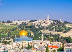 Holyland Highlights Trip - 8 Days - Spanish Tour Guide  Tour